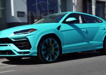 Lamborghini Urus del rapero Yo Gotti