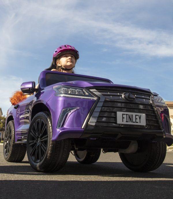 La colaboración celebra el Mes Nacional de Concientización de la Parálisis Cerebral en marzo con un vehículo único para una niña con parálisis cerebral.