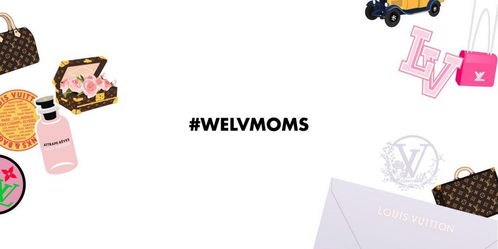 Regala una tarjeta personalizada Louis Vuitton gratis por el Día de las Madres