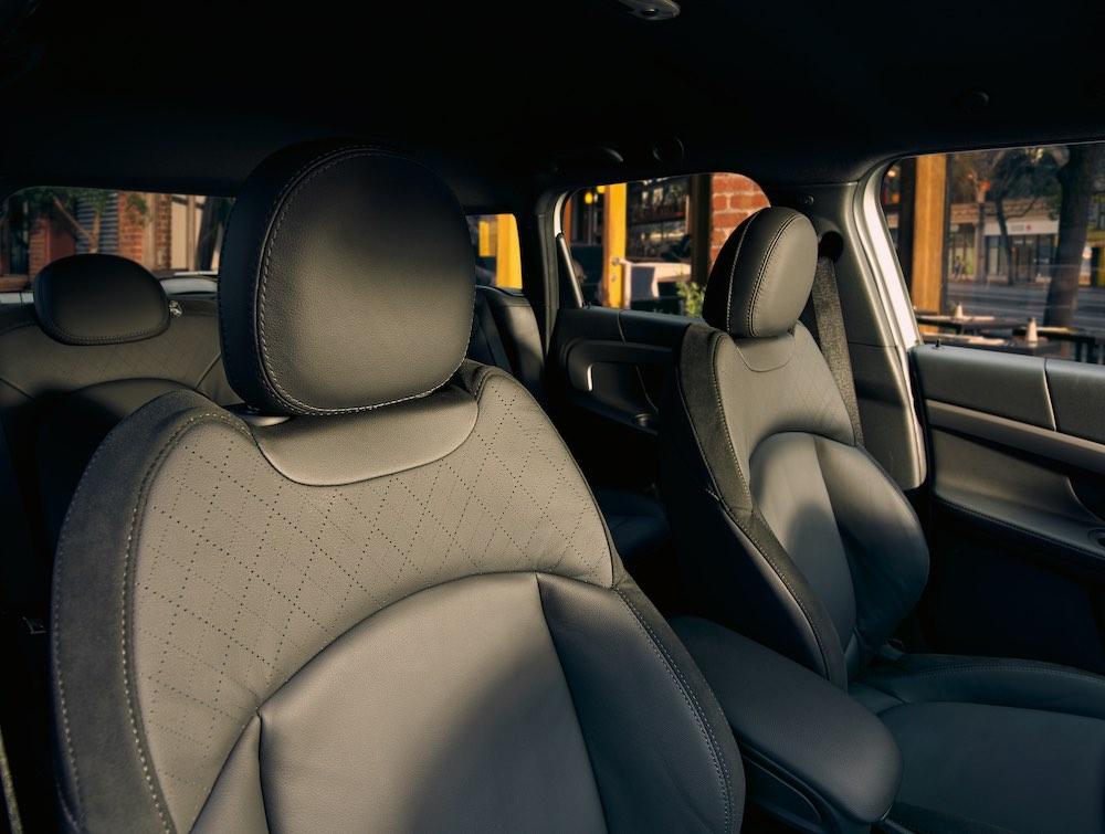 El nuevo MINI Countryman, el modelo más grande y versátil de la marca británica premium