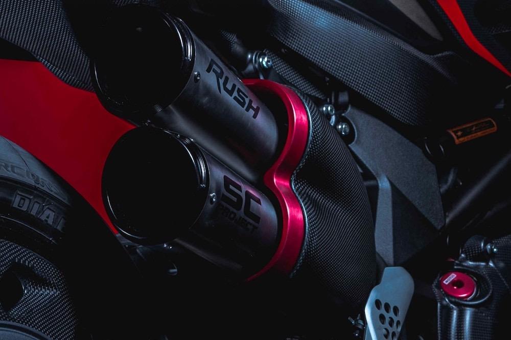 MV Agusta Rush 1000: ¿Será esta la motocicleta en producción más poderosa del mundo?