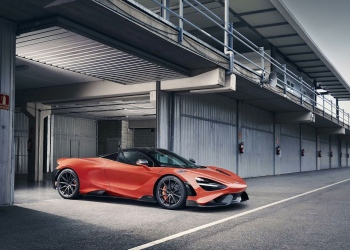 El nuevo McLaren 765LT