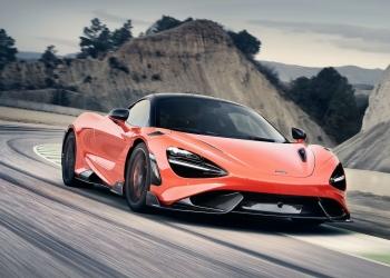 El McLaren 765LT, un superdeportivo centrado en las pistas con 755 caballos de fuerza