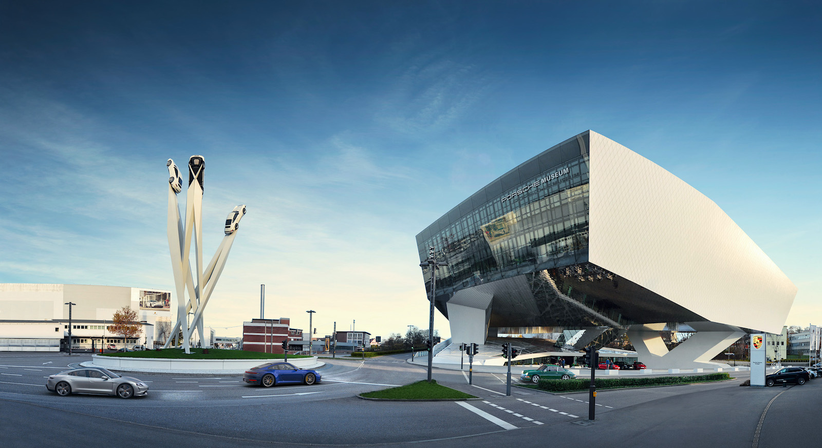 El 17 de mayo de 2020, el Museo Porsche abrirá sus puertas a todos de forma gratuita.