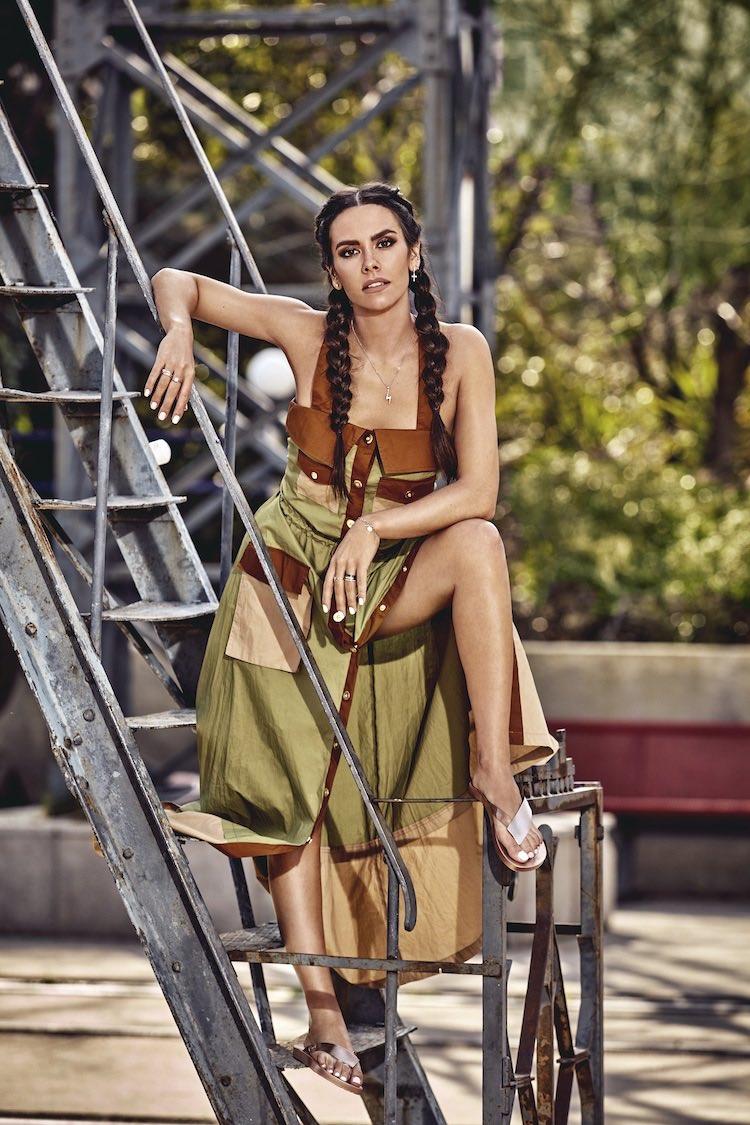 Cristina Pedroche: Repite como chica Ipanema 2020