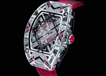 Richard Mille revela sus relojes RM HJ-01 inspirados en la arquitectura moderna y el Art Déco