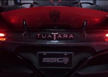 El SSC Tuatara es un superdeportivo desarrollado por el fabricante estadounidense de automóviles SSC North America