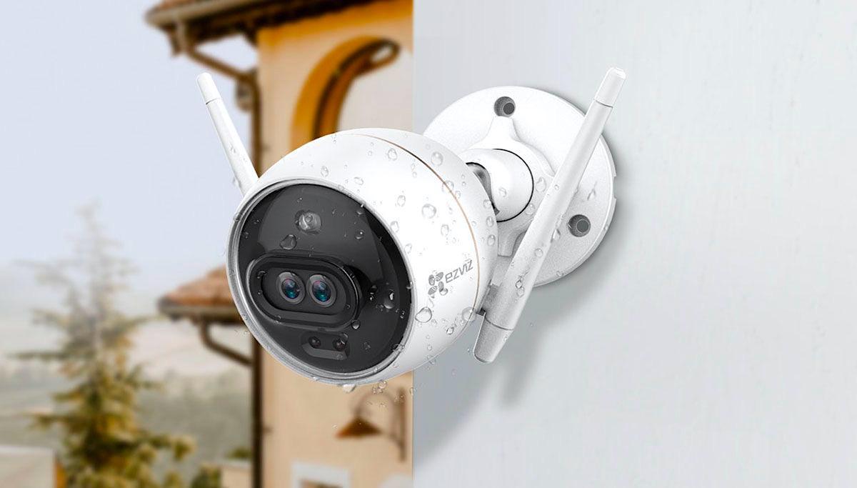 EZVIZ lanza la nueva cámara de seguridad C3X con inteligencia artificial