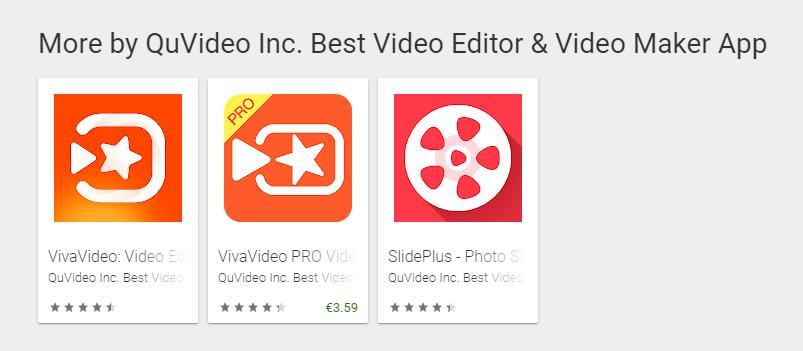 Si usas la app VivaVideo bórrala inmediatamente: es peligrosa
