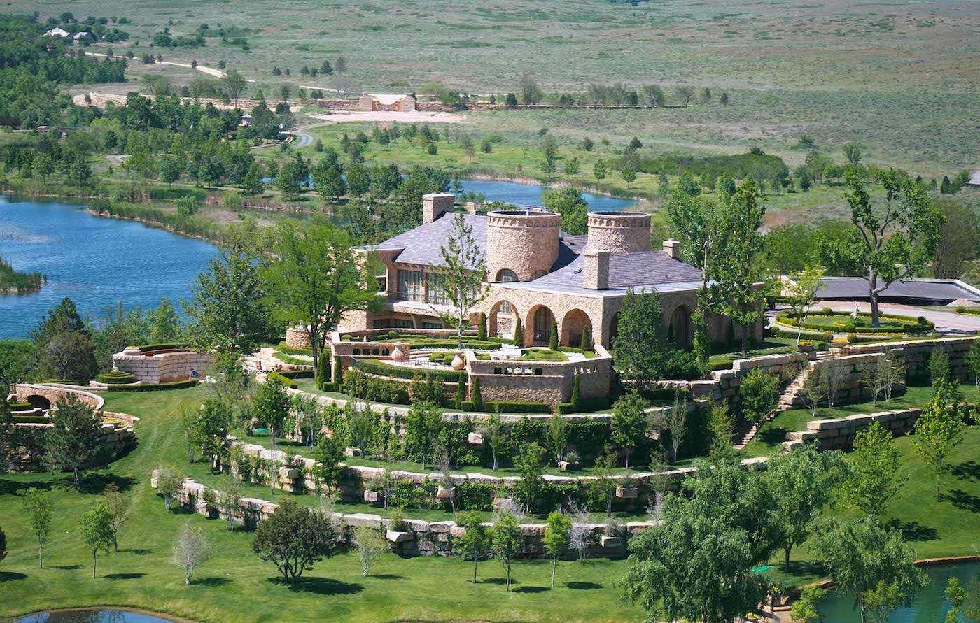 Reducen el precio del gigantesco rancho de 65.000 acres en Texas del magnate T. Boone Pickens a 220 millones de dólares