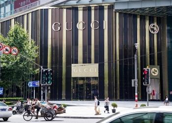 1921 Gucci Café: El primer restaurante Gucci del mundo se encuentra en Shanghái