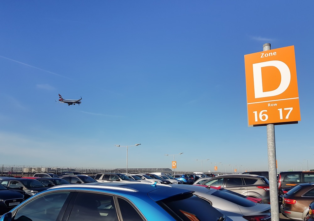 El estacionamiento de aeropuerto más caro del mundo se encuentra en Londres