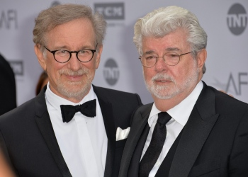 Steven Spielberg & George Lucas