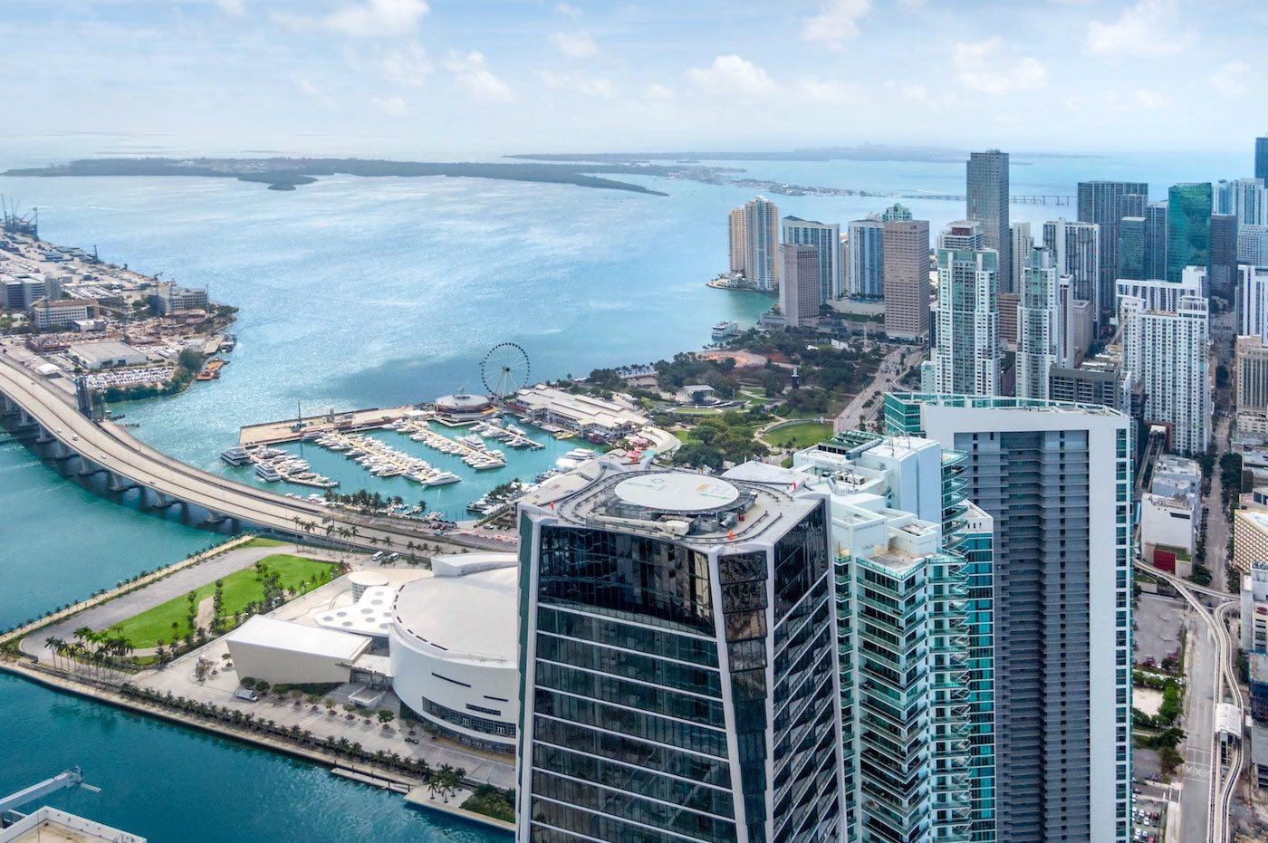Paul Pogba, compra condomino de lujo en la torre One Thousand Museum en Miami diseñada por Zaha Hadid