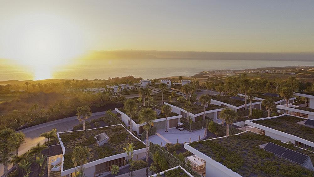 Viviendas unifamiliares Bellevue en Abama. | Abama Luxury Residences