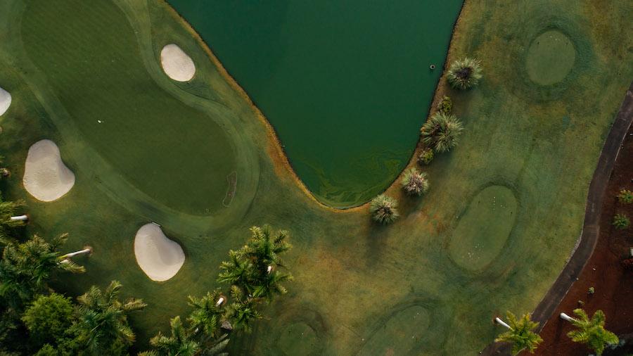 Abama Golf reabrirá sus puertas el próximo mes de julio