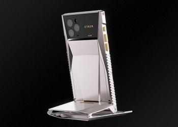 Este iPhone 11 Pro de $19.900 está hecho de oro puro y plata