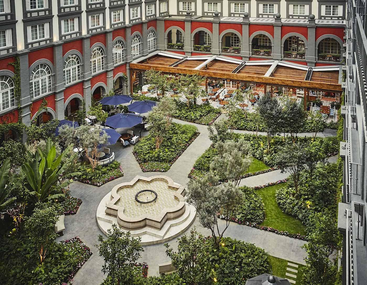 Four Seasons Hotel Mexico City le da bienvenida hacia una nueva forma de vivir el lujo.
