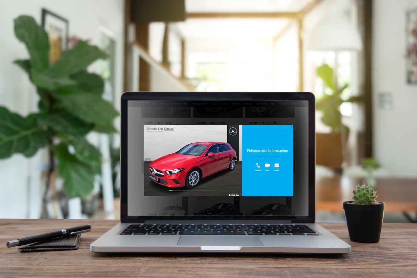 El primer e-commerce que permite la compra de vehículos 100% online.