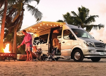 Mercedes Sprinter Tommy Bahama Relax Edition de Airstream