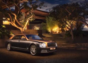 Bentley Mulsanne Extended Wheelbase