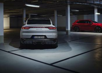 Nuevo Porsche Cayenne GTS: ahora otra vez con un motor V8