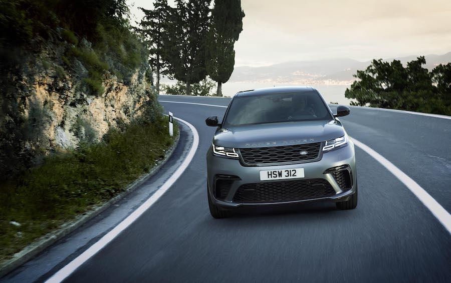 La bestial Range Rover SVAutobiography Dynamic Edition, potencia refinada