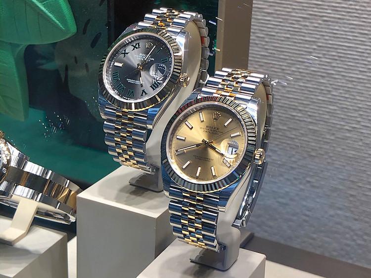 En periodos de crisis, el mercado de relojes de lujo de segunda mano se dispara.