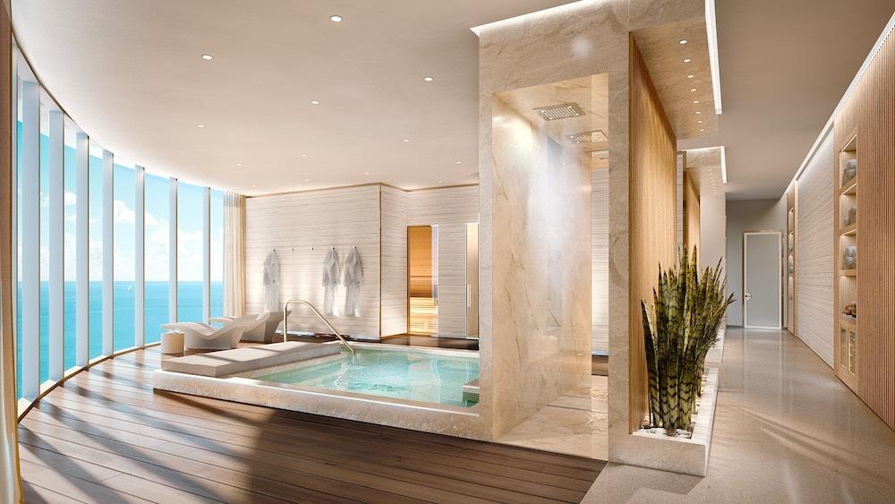 The Ritz-Carlton Residences en Sunny Isles Beach, una maravilla arquitectónica en el Sur de Florida