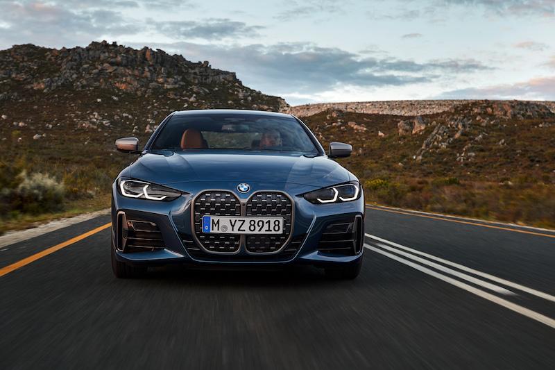 El nuevo BMW Serie 4 Coupé se presenta más distintivo y deportivo que nunca