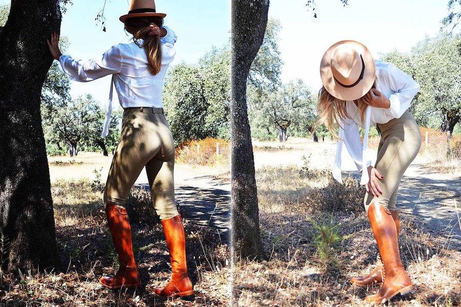 5V es una de las marcas de Sport y Equitación que heredero de la tradición del saber hacer botas de Valverde del Camino.