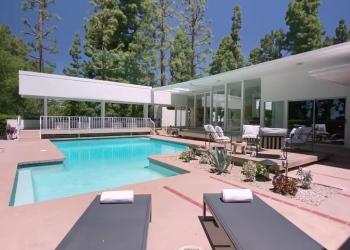 Esta hermosa gema en Beverly Hills, se vende por $5,995 millones.