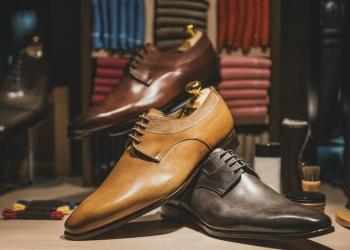 Zapatos de lujo