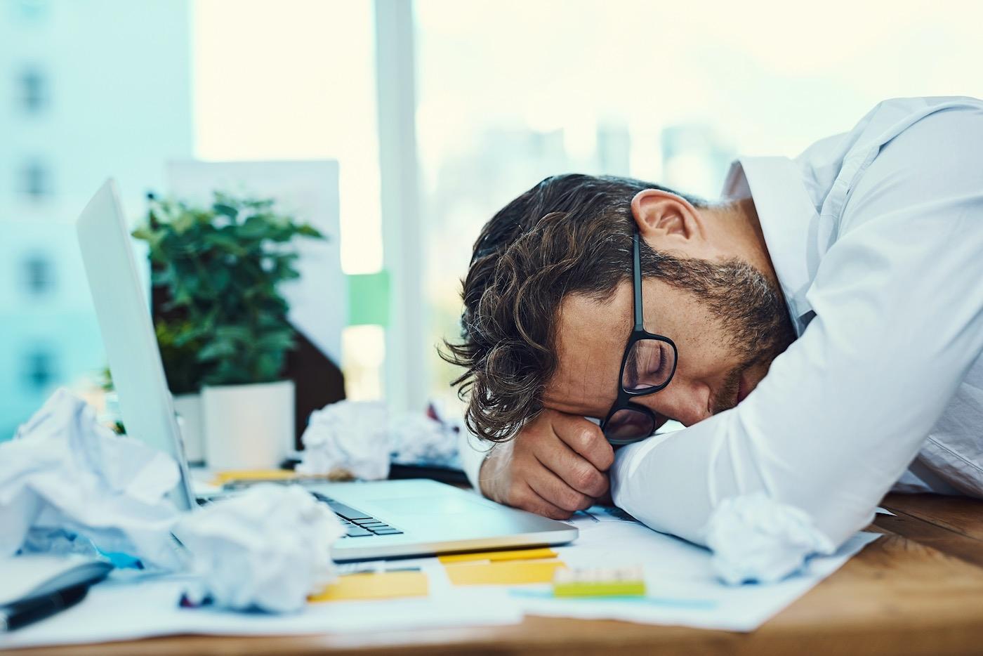¿Se siente cansado a diario? Tenga cuidado...