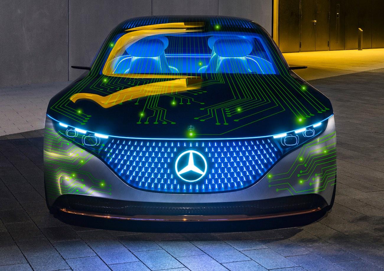 A partir de 2024, esto se implementará en toda la flota de vehículos Mercedes-Benz de próxima generación.