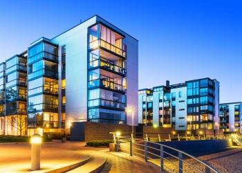Edificio de apartamentos