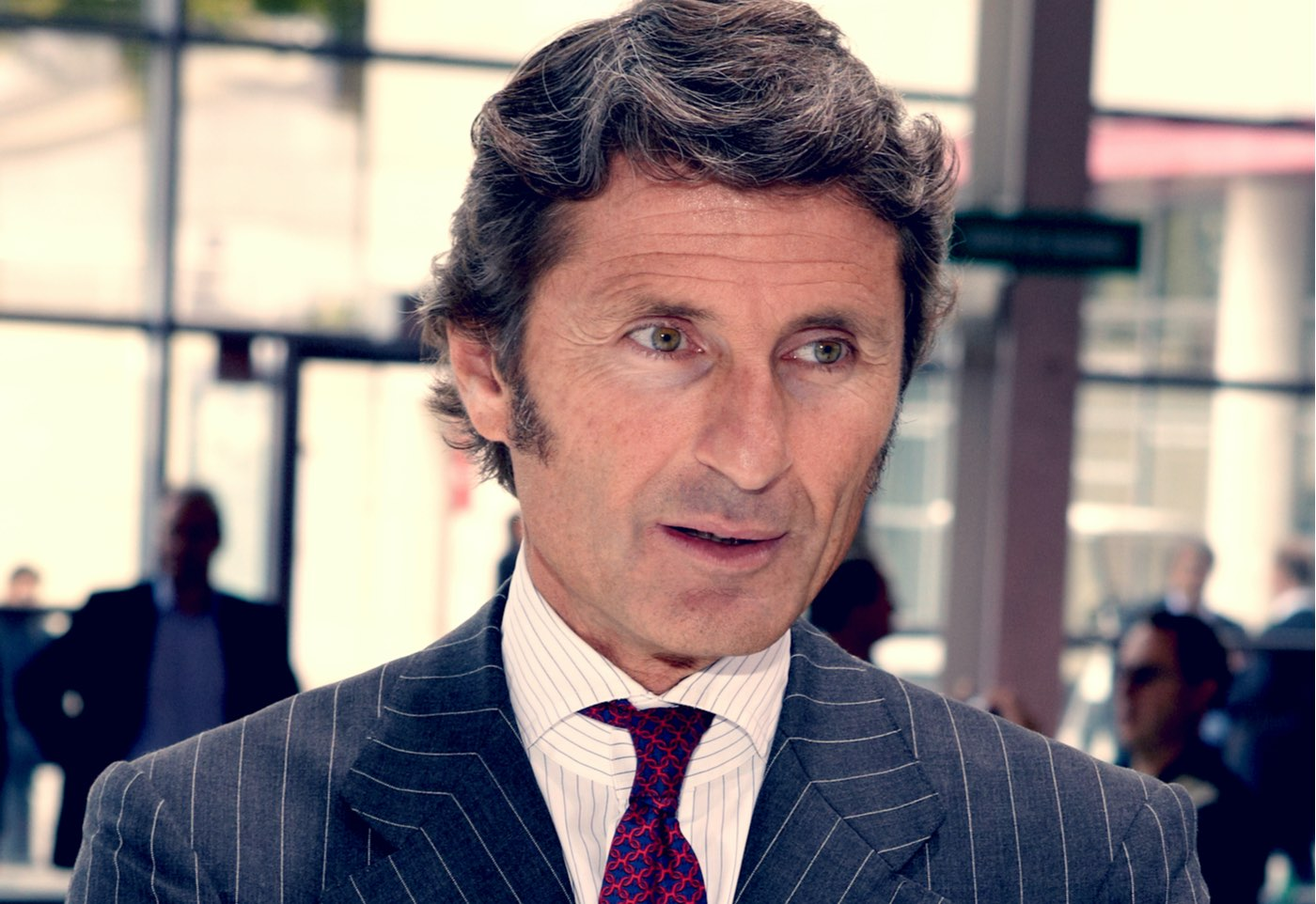 Stephan Winkelmann, presidente y CEO de Bugatti