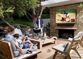 Samsung presenta The Terrace, su nuevo televisor QLED 4K para exteriores