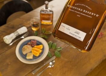 Whisky estadounidense Woodford Reserve