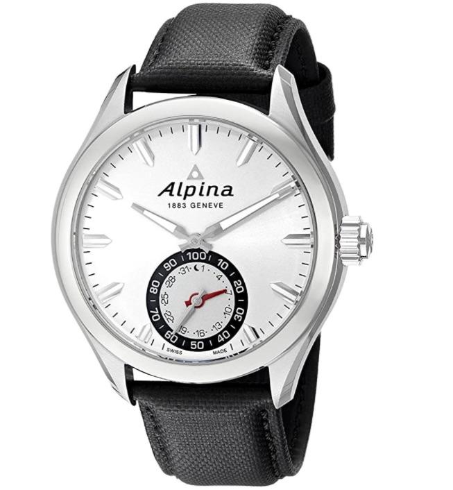 Alpina Horological Smartwatch Bluetooth Hybrid: Increíbles relojes de lujo por menos de $1000