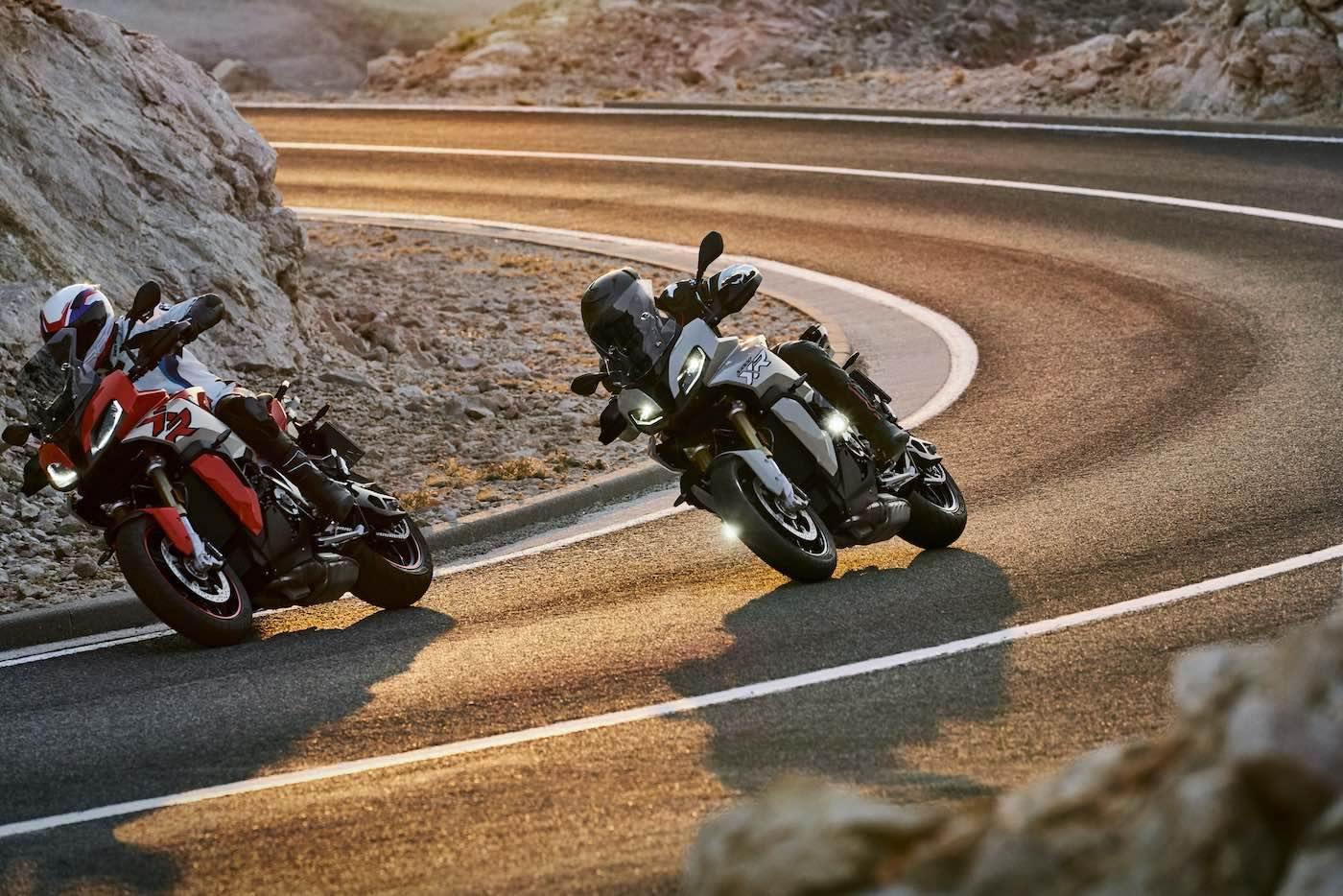 Llega a México la máxima expresión del segmento Adventure Sport con la nueva motocicleta BMW S 1000 XR