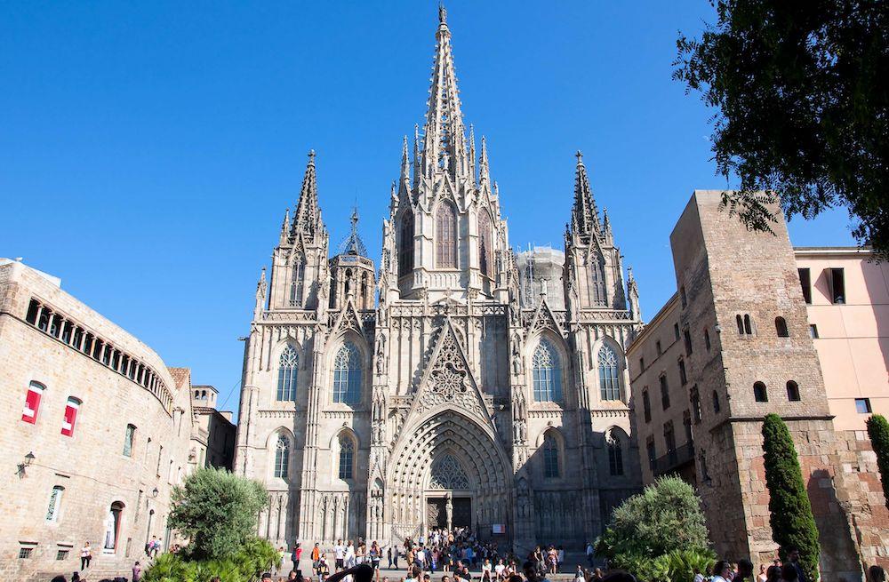 Viajar por España ahorrando dinero: Barcelona