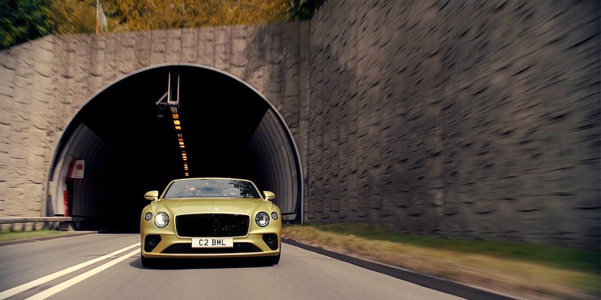 Bentley Continental GT: La belleza de la bestia