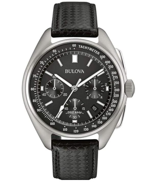Bulova Lunar Pilot: Increíbles relojes de lujo por menos de $1000