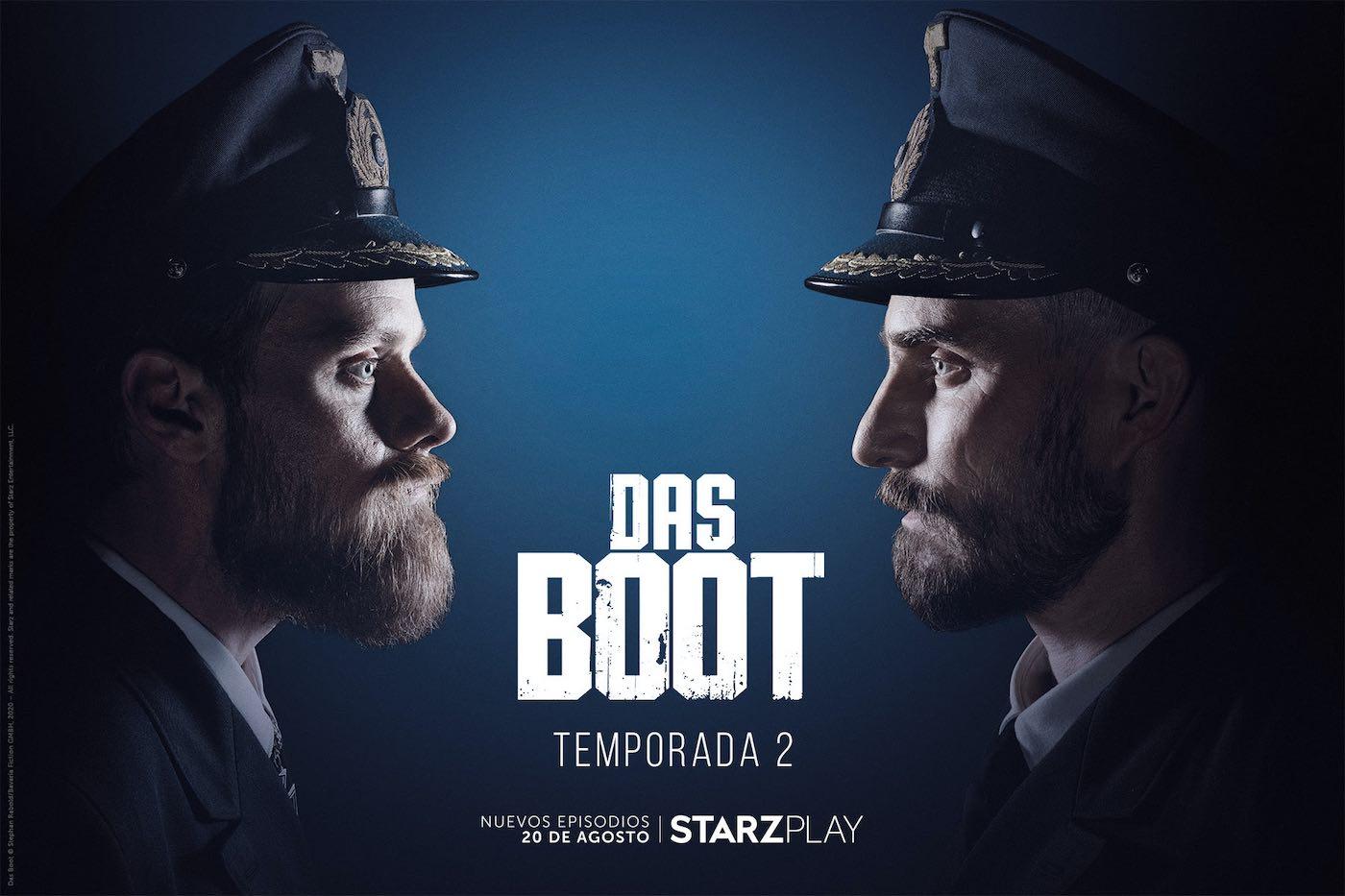Sobre DAS BOOT: Temporada 2 (Estrena el 20 de Agosto)
