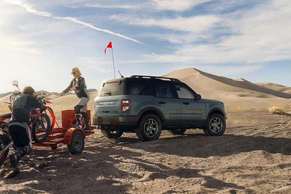 Nuevo Ford Bronco Sport, Un SUV Completamente Equipado Con 4x4 De Serie Y Garantía Built Wild