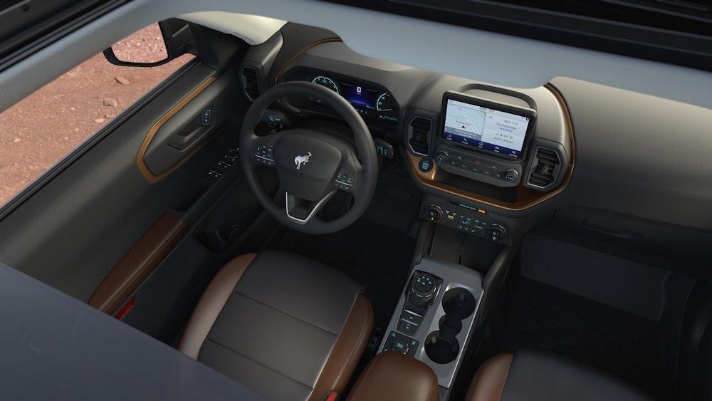 el nuevo Ford Bronco Sport expande la familia de modelos Bronco 4x4