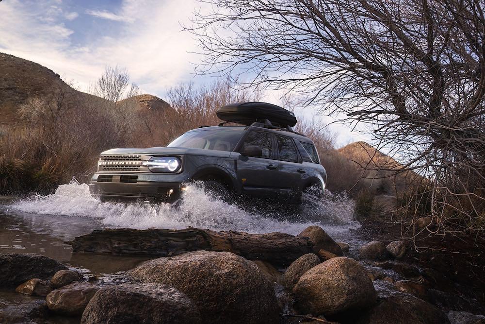 Un SUV Completamente Equipado Con 4x4 De Serie Y Garantía Built Wild
