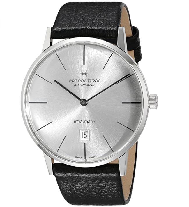Hamilton American Classic Intra-Matic: Increíbles relojes de lujo por menos de $1000