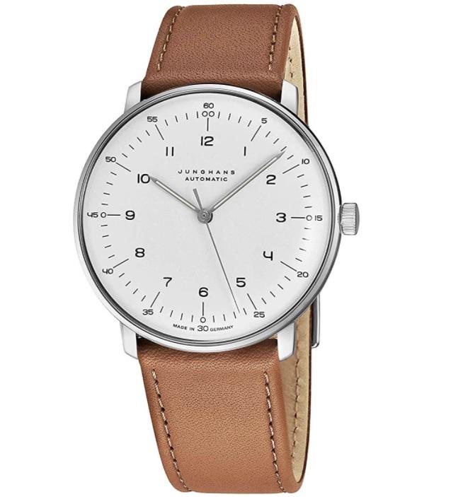 Junghans Max Bill Automatic: Increíbles relojes de lujo por menos de $1000